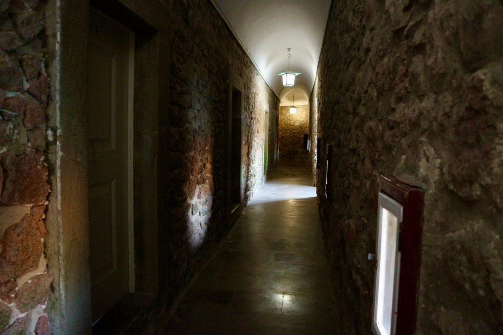 Forte de São João Baptista, Gästehaus