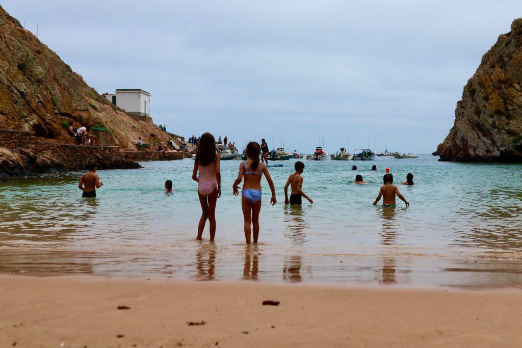 Strand auf Berlenga Grande
